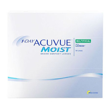 1-Day Acuvue Moist MultiFocal 90Pk Contact Lens