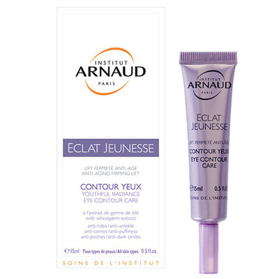 Institut Arnaud Paris Eclat Jeunesse - Youthful Radiance Eye Contour Care - 0.5 oz.