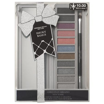 Christian Siriano New York Eyeshadow Smoky Basics