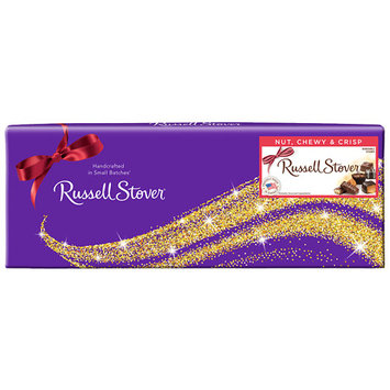 Russell Stover Candies Russell Stover Nut, Chewy & Crisp Chocolate Box, 12oz