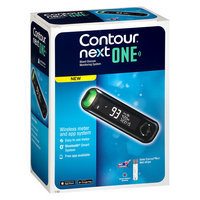 CONTOUR NEXT One Blood Glucose Meter - 1 ea
