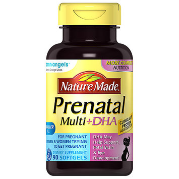 Nature Made Prenatal With DHA Supplement - 90 ea