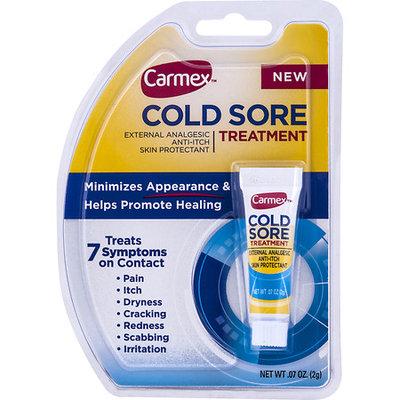 Carmex Cold Sore Treatment Gel - 0.07 oz