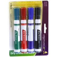 Wexford Dry Erase Marker - 4 ea - School Supplies