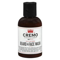 Cremo All-In-One Beard & Face Wash - 4 oz