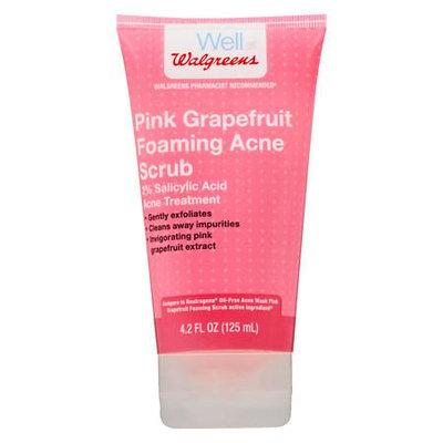 Walgreens Pink Grapefruit Facial Scrub
