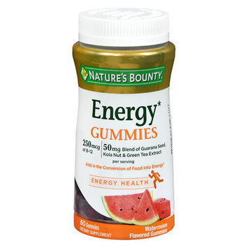 Nature's Bounty® Energy Gummies