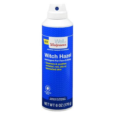 Walgreens Witch Hazel Spray - 6 oz.