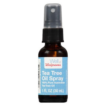 Walgreens Tea Tree Oil Spray - 1 oz.