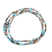 Me to We Water Rafiki Bracelet, Blue, 1 ea