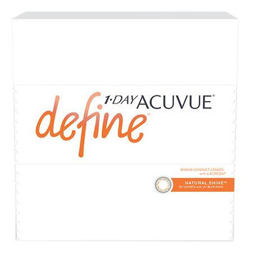 1-Day Acuvue Define 90Pk, Natural Shine - Contact Lens