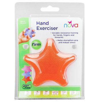 Nova Exercise Squeeze Star - Firm/Orange