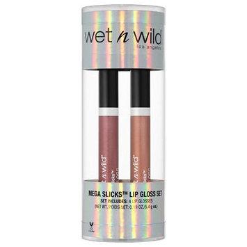 Wet n Wild Lip Gloss Set - 4 PC - 1.76 oz.