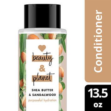 Love, Beauty & Planet Purposeful Hydration Conditioner Shea Butter & Sandalwood
