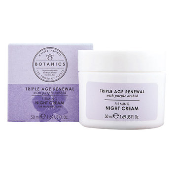Boots Botanics Triple Age Renewal Night Cream 1.69 oz