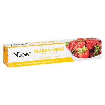 N'ice Nice! Plastic Wrap 200 ft - 1 ea