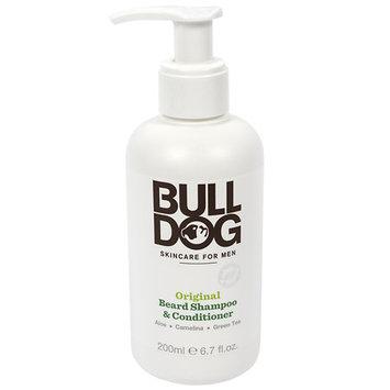 Bulldog Skincare For Men Bulldog Original 2-in-1 Beard Shampoo and Conditioner 200ml