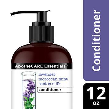 ApotheCARE Essentials The Colorist Lavender Moroccan Mint Cactus Milk Conditioner 12 oz