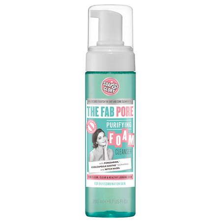 Boots Soap & Glory The Fab Pore Purifying Foam Cleanser 6.7 oz