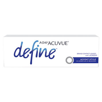 1-Day Acuvue Define 30Pk, Accent - Contact Lens