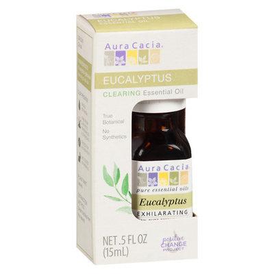 Aura Cacia Essential Oil Eucalyptus - 0.5 oz.