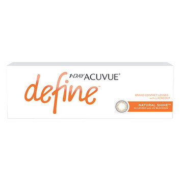 1-Day Acuvue Define 30Pk, Natural Shine - Contact Lens