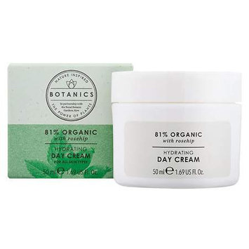 Boots Botanics Organic Day Cream 1.69 oz