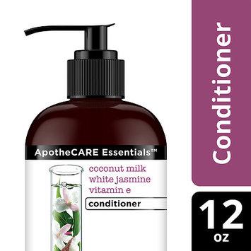 ApotheCARE Essentials The Mender Coconut Milk White Jasmine Vitamin E Conditioner 12 oz