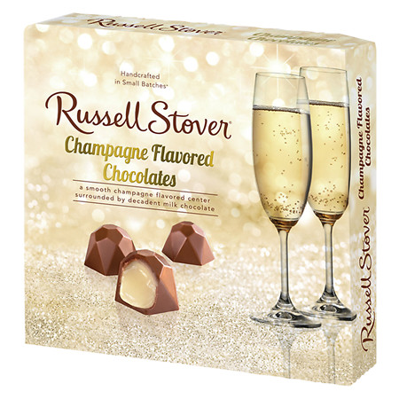 Russell Stover Champagne Flavored Chocolates