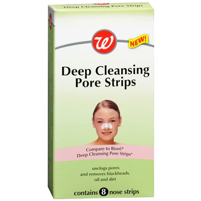 Walgreens Pore Strip - 8 ea