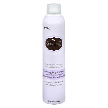 Hask Volumizing Dry Shampoo Chia Seed Oil - 6.5 oz.
