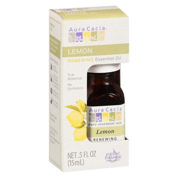 Aura Cacia Essential Oil Lemon - 0.5 oz.