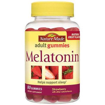 Pharmavite Nature Made Melatonin Adult Gummy - 80ct