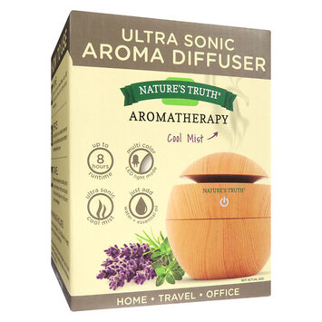 Nature's Truth® Aromatherapy Ultra Sonic Aroma Diffuser