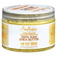SheaMoisture Ultra-healing All-Over Hydration 100% Raw Shea Butter