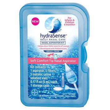 Hydrasense hydra Sense Soft Comfort Tip Nasal Aspirator - 1 kit