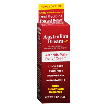 Australian Dream Arthritis Pain Relief Cream - 2 oz.
