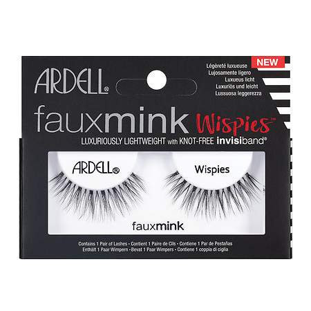 3bf8480ab47 Ardell Faux Mink Lashes Wispies - 1 set Reviews 2019