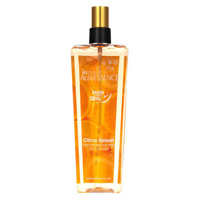 Instyle Fragrances Activessence Mist Citrus Splash - 8 oz.