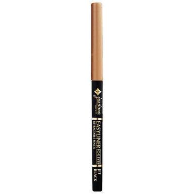 Jordana Cosmetics EE-21 0.01 oz Easy Liner for Eyes Jet Black