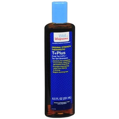 Walgreens T-Gel Shampoo - 8.5 oz.