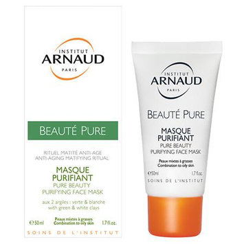 Institut Arnaud Paris Beaut? Pure - Pure Beauty Purifying Mask - 1.7 oz.