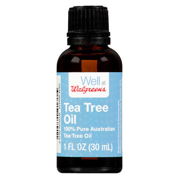 Walgreens Tea Tree Oil Liquid - 1 oz.