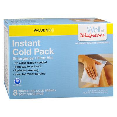 Walgreens Instant Cold Packs - 8 ea