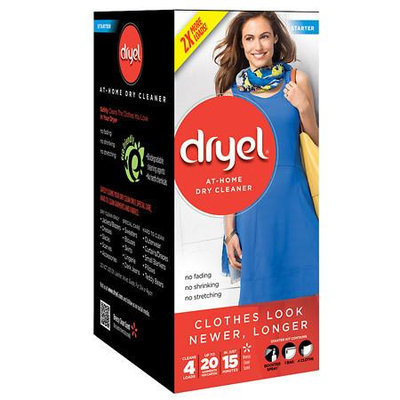 Dryel At Home Dry-Cleaning Starter Kit - 1 ea