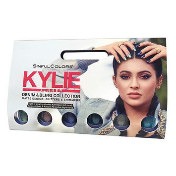 SinfulColors Kylie Jenner Denim and Bling Collection 6 pk - 1 ea
