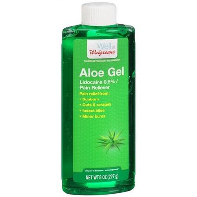 Walgreens Aloe Gel - 8 oz.