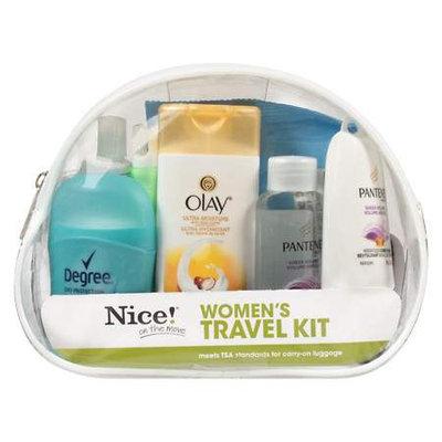 Nice! On The Move Women's Toiletries Kit - 1 ea