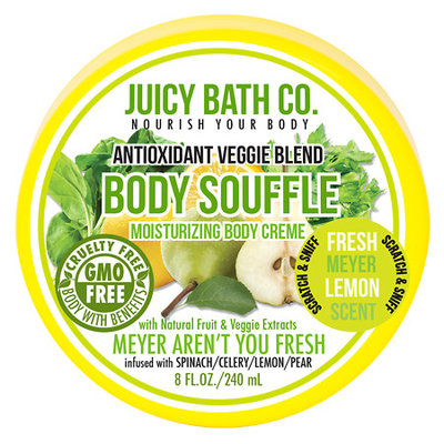 Juicy Bath Co Body Souffle Meyer Aren't You Fresh - 8 OUNCES