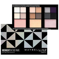Maybelline Midnight in the Park Eye and Face Palette - 0.37 oz.